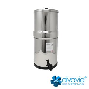 depuratore acqua a gravità portatile british berkefeld ©eivavie
