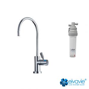 Depuratore acqua Sotto lavello Doulton® con rubinettino aggiuntivo
