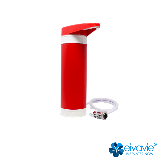Sopra Lavello Doulton® TipTap in plastica alimentare